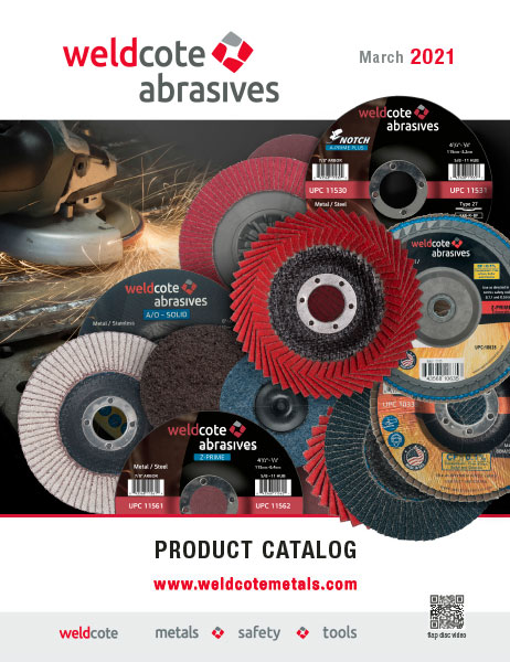 Abrasives Catalog 2021