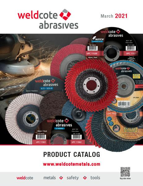 Abrasives Catalog 2021