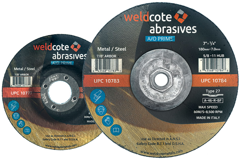 right-angle-grinder-wheels,-grinding-prime, resin-bonded-abrasives