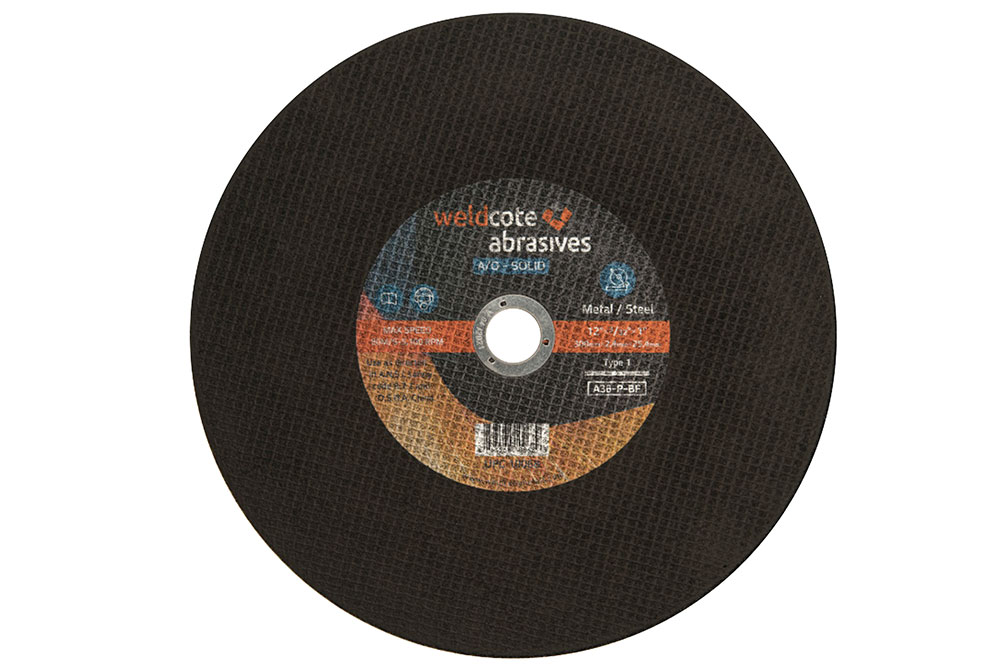 stationary-chop-gas-saw-blade-cut-off-wheels-a-solid, resin-bonded-abrasives