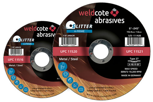 RESIN BONDED ABRASIVES - Cutting
